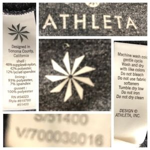 Athleta Shorts - ATHLETA Sweet Sport Skort Dark Heather Gray M
